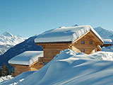 Komfortable Chalets in Les Collons im schweizer Wallis